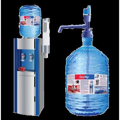 """Питьевая вода """"ОксиВкус"""""""