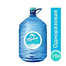 Вода Горное дыхание / MOUNTAIN BREATH 19 литров, ПЭТ, в одноразовой таре
