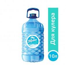Вода Горное дыхание / MOUNTAIN BREATH 10 литров, ПЭТ, в одноразовой таре