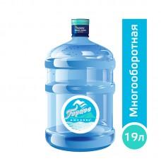 Вода Горное дыхание / MOUNTAIN BREATH 19 литров, ПЭТ, в многооборотной таре