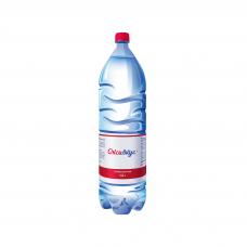 Вода Оксивкус / Oksivkus 1,5 литра, ПЭТ, газ, 6 шт. в упаковке