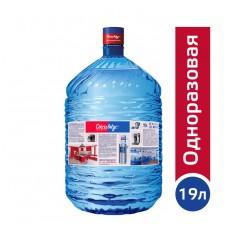 Вода Оксивкус / Oksivkus 19 литров, ПЭТ, в одноразовой таре