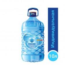 Вода ОКСИК 10 литров, ПЭТ, в индивидуальной упаковке