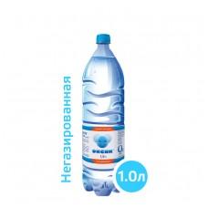 Вода ОКСИК 1,0 литр, ПЭТ, без газа, 12 шт. в упаковке