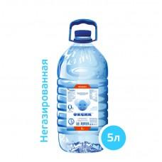 Вода ОКСИК 5 литров, ПЭТ, 2 шт. в упаковке