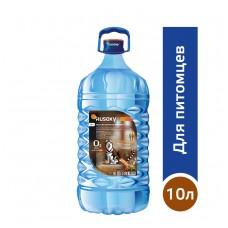 Вода РУСОКСИ / RUSOXY для домашних питомцев 10 литров, ПЭТ